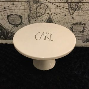 Rae Dunn by Magenta CAKE Stand - New